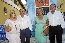 Cena conmemorativa del 30 aniversario de la copa del rey