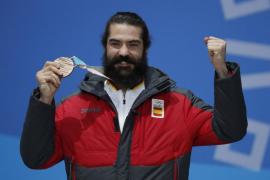 Regino Hernández gana el bronce para España en el boardecross de snowboard