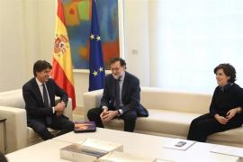 Rajoy traslada a SCC que Educación decidirá sobre la enseñanza en español en la escuela catalana
