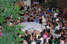 La ensaimada encarna la fiesta de Sant Roquet