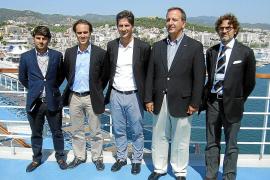 El puerto de Palma recibirá este año un 20 por ciento más de turistas de cruceros