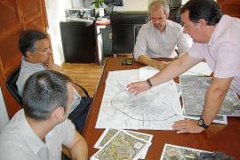 Los técnicos del Consell redactarán el proyecto para iniciar la ronda Nord en 2012