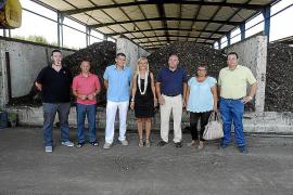 El Consell se plantea cerrar alguna de las tres plantas de fabricación de compost