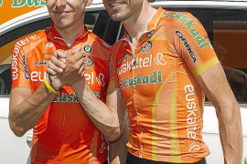 Antón y 'Purito' ponen cerco al título de Nibali