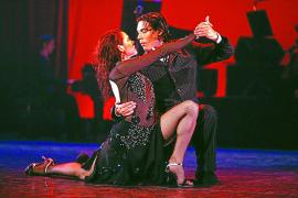 El tango «purista y vanguardista» se baila en el Auditòrium de Palma