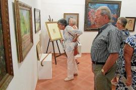 El museo de Sóller expone pinturas y otros materiales de Cristòfol 'Salero'