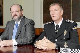 «Nos han encomendado la tarea de que Palma sea segura y no fallaremos»