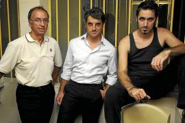 Àlex Tejedor rueda en la antigua cárcel de Palma el cortometraje 'Llucifer'