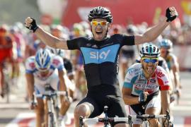 Vicenç Reynés acaricia la gloria en la Vuelta Ciclista a España