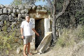 Vandalismo en los antiguos 'qânats'