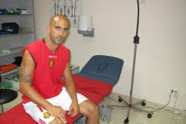 Nunes, baja entre dos y tres meses tras ser operado en la rodilla