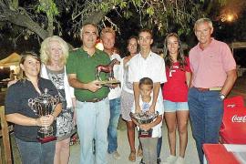 """Tolo Mayol y """"Macaco"""", vencedores del Trofeo SAR Infanta Elena de Salto"""