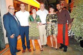 Inauguración del restaurante Öa en el Passeig Mallorca de Palma