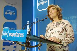 El PP critica el paquete de medidas 'inconexas' que llevará el Gobierno al Congreso