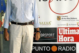 """Toni Canyelles: """"Es un torneo abierto a cualquier nivel"""""""