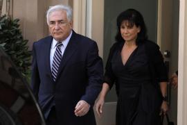 El juez desestima los cargos penales contra Strauss-Khan