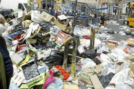 Nápoles quiere incinerar su basura en Mallorca, lo que permitiría no subir la tarifa de residuos