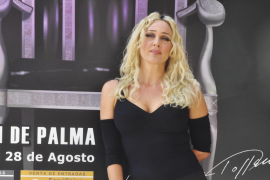 La doble de Madonna trae a Palma un musical sobre la vida de la cantante