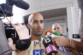 Nunes se planteó dejar el fútbol por la lesión