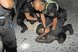 Arrestado por abordar a una turista inglesa y robarle en Magaluf