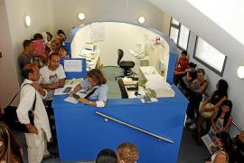 Casi 2.000 alumnos están pendientes de lograr una plaza escolar en Balears