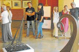 Un centenar de artistas invitan a los ciudadanos a acercarse al arte en Sóller
