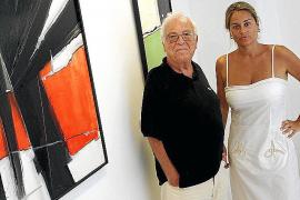 El artista Stefano Sandri homenajea al mar en la galería Vanrell
