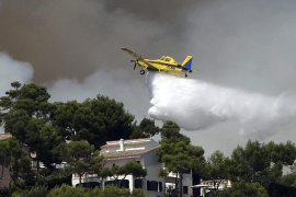 Más incendios forestales con el mismo patrón
