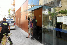Detenido un joven de 24 años tras cometer un robo en una joyería de s'Illot