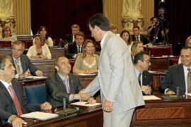 El PP tendrá más turnos de palabra que la oposición para 'controlar' al Govern