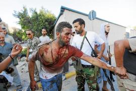 La ONU quiere el envío de una misión de paz a Libia para «restaurar el orden»