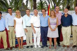 Entrega de trofeos de la XXVII regata Conde de Barcelona