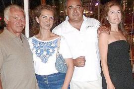 La Fundación Hispania organiza la cena de armadores