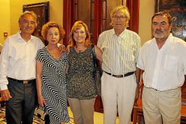 Inaugurada la muestra colectiva Art Emergent en Can Prunera