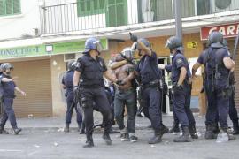 Disturbios en Son Gotleu