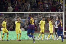 El campeón irrumpe en la Liga como un vendaval (5-0)