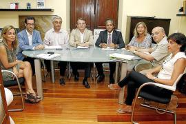 El Govern quiere colaborar en la creación de un Espai Illes en Barcelona