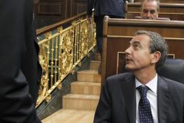 Rubalcaba a Zapatero: «Me voy a tomar un café, que me duermo»