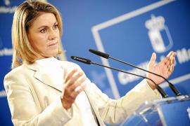 Cospedal recortará un 20% el gasto público de Castilla- La Mancha