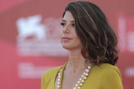Desfile de celebrities en Venecia