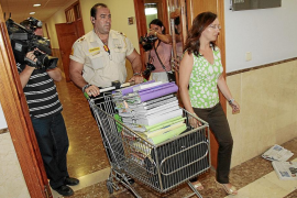 La juez no halla indicios suficientes para imputar cohecho a los acusados de Can Domenge