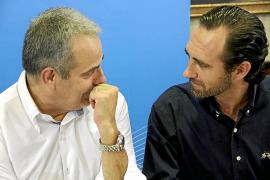 Bauzá escucha las primeras críticas pero dice que el PP revalidará resultados