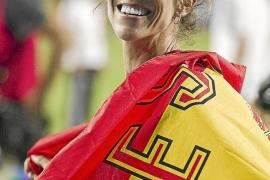 Natalia Rodríguez se redime y estrena el medallero español