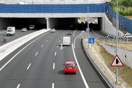 Acabadas las obras de la vía de cintura entre los enlaces de Valldemossa y Génova
