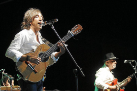 Ses Voltes baila al son del flamenco y de la rumba de Antonio Carmona