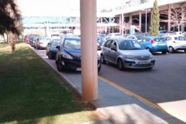 El Govern aprueba la ampliación de 525 plazas de aparcamiento gratis en Son Espases
