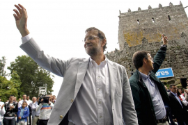 """Rajoy pide un esfuerzo colectivo para superar esta """"encrucijada» histórica"""