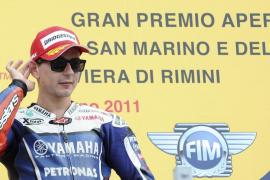 Lorenzo: «Treinta y cinco puntos son muchos todavía»