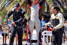 Juanjo Moll adorna su éxito en el Puig Major con un récord