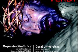 El 'Rèquiem' de Verdi suena en la Catedral en un concierto benéfico de la Simfònica y la coral de la UIB